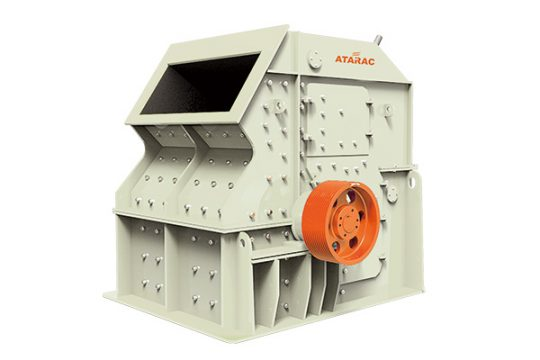 ISP Strong Fine Impact Crusher